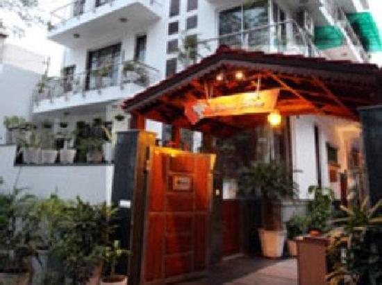 Shanti Home: The Best Hotel In Delhi