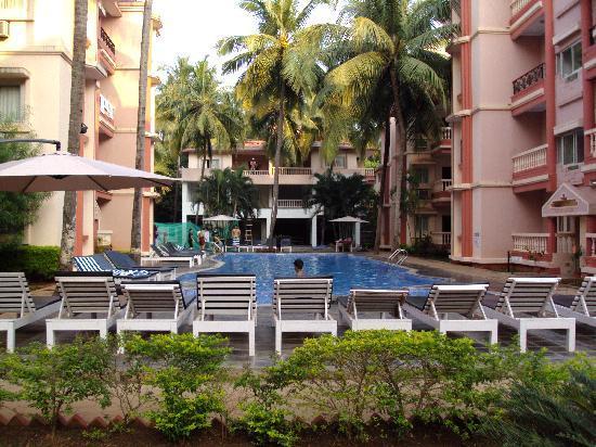 Adamo The Bellus Goa: Hotel Bldg
