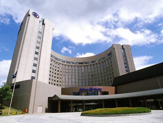 هيلتون طوكيو ناريتا إيربورت: Exterior of Hilton Tokyo Narita Airport Hotel