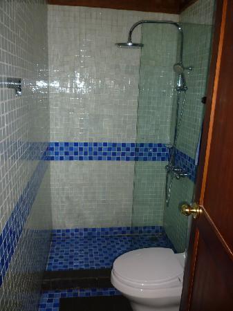 Cha Pa Garden Boutique Hotel & Spa : bathroom Cha Pa Garden