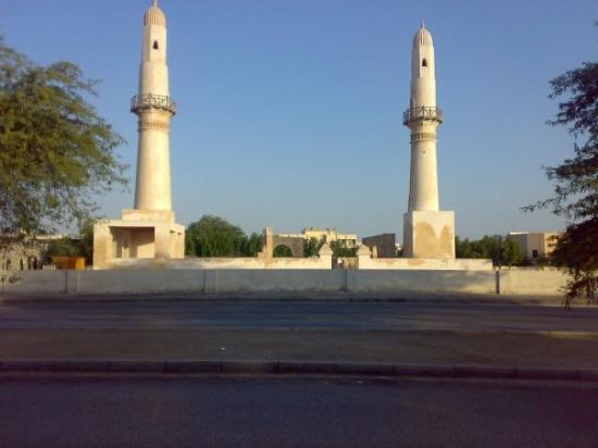 Manama, Bahrain: The Oldest Masjid in Bahrain!