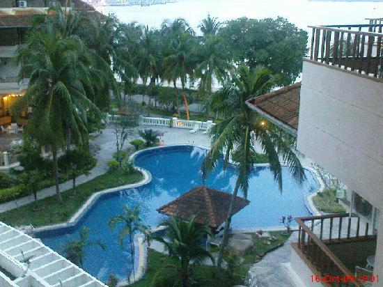 The Orient Star Resort Lumut: nice view