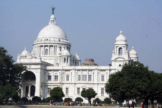 Calcutta, India: Victoria Memorial, Kolkata