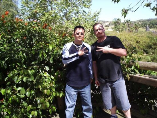 San Diego Zoo Safari Park: ME & KEVIN JUNG AT THE WILD ANIMAL ZOO IN SAN DIEGO !1