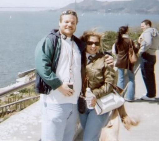 Alcatraz: US ON THE ISLAND !!