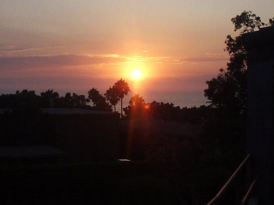 Del Mar, Californië: WHAT A GREAT SUNSET !!!  2009