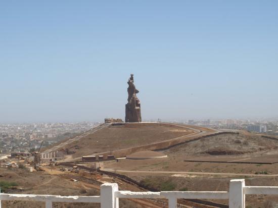 Bilde fra Dakar