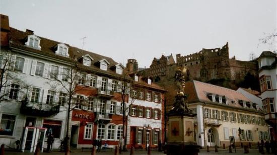 Heidelberg slott: Heidelburg