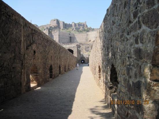 Bilde fra Golkonda Fort
