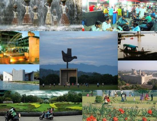 Chandigarh, الهند: Chandigarh