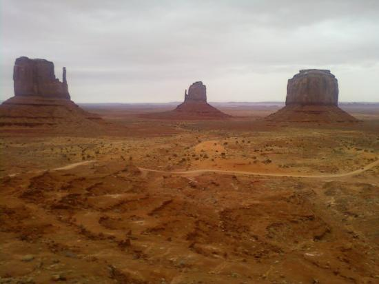 Monument Valley, UT: the mittens
