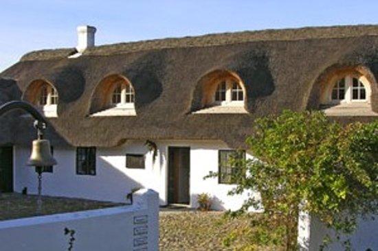 Strandgaarden Badehotel: Front of Strandgaarden anno 1727