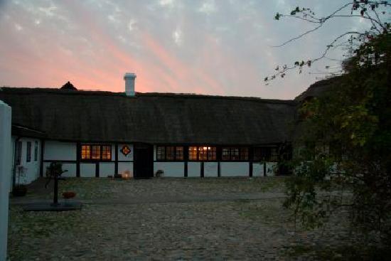 Strandgaarden Badehotel: Sunset