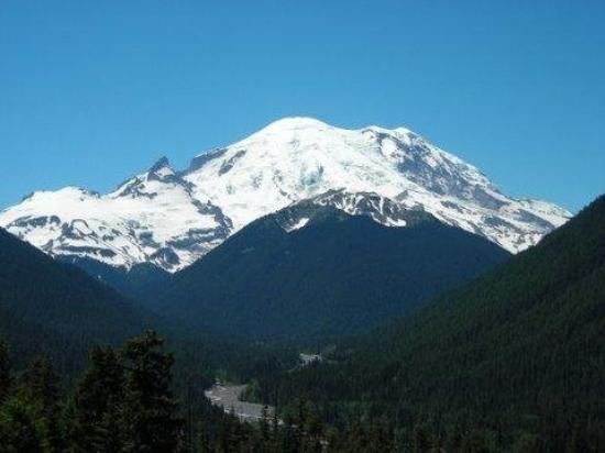 Mount Rainier: Mt. Rainier.....