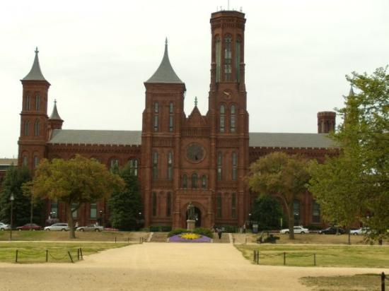 Bilde fra Smithsonian Institution Building