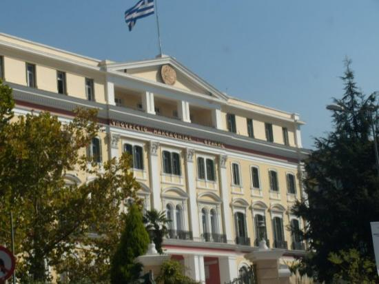 The Parlament of Thessaloniki, Gr