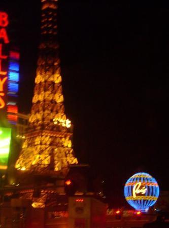 Eiffel Tower Viewing Deck: Paris Las Vegas and Eiffel Tower