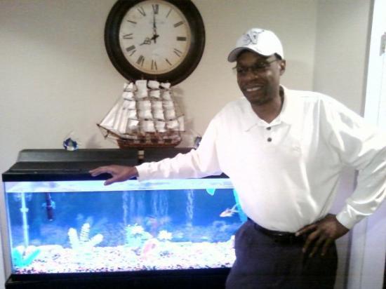 Augusta, GA: lets go fishing......