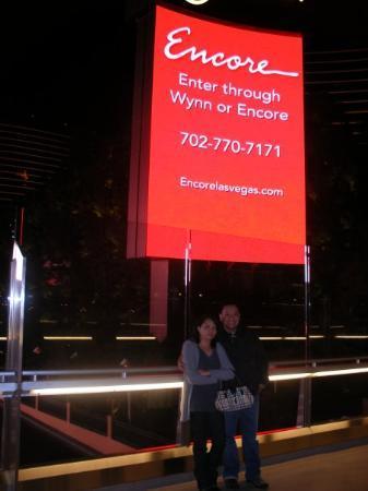 Encore At Wynn  Las Vegas: las vegas 2009