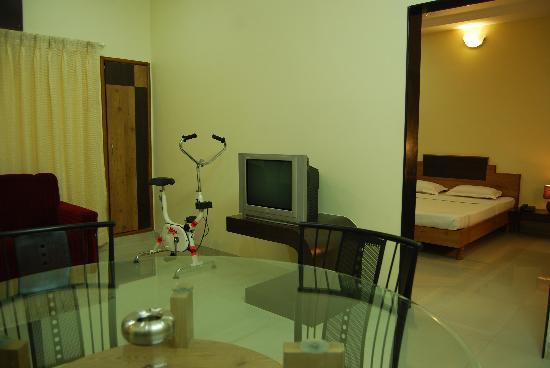 Hotel Kuber Inn: room