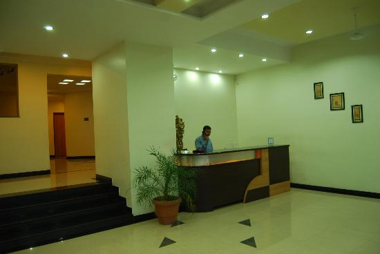 Hotel Kuber Inn: lobby