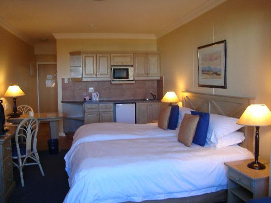 Protea Hotel Umhlanga: Hotelroom
