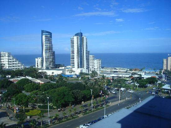 Protea Hotel by Marriott Durban Umhlanga: View from Hotelroom