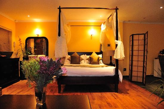 Bloubergstrand, Sydafrika: Honeymoon suite