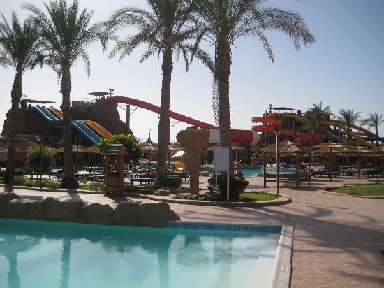 Aqua Blu Sharm: Slides