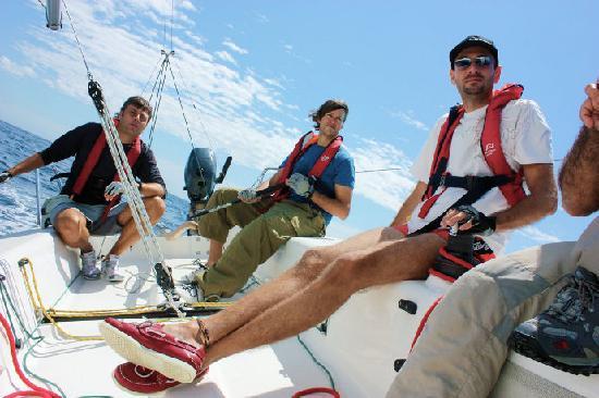 Barcelona, Spania: Sailing tours