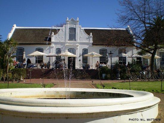 The Restaurant At Neethlingshof: Lord Neethling Restaurant