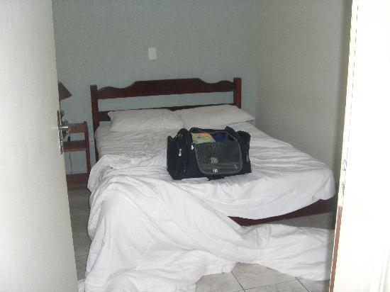 Hotel Ilha do Conde: Small double room