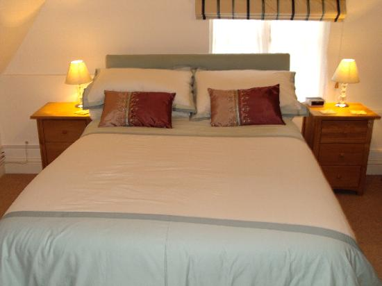 Bury House B&B: double room