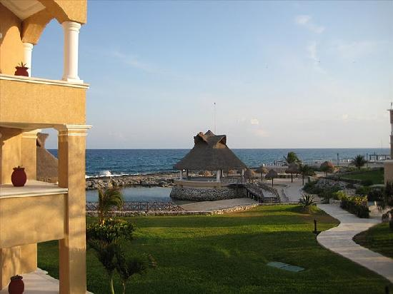 Heaven at the Hard Rock Hotel Riviera Maya: View from the room