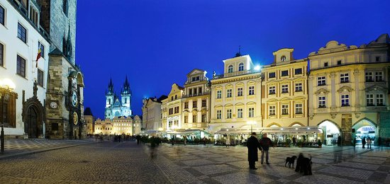 Photo of Grand Hotel Praha Prague