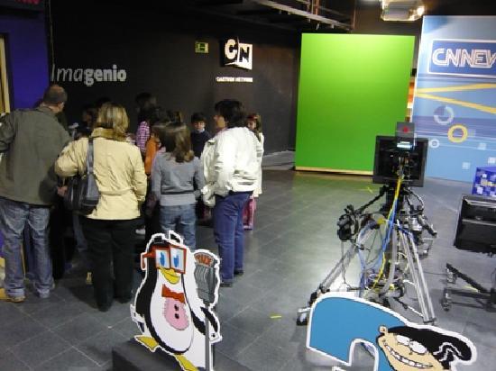 Micropolix: sala TV