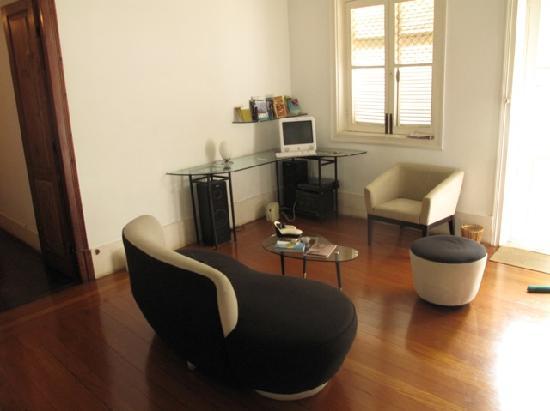 Villa Laurinda: Lobby