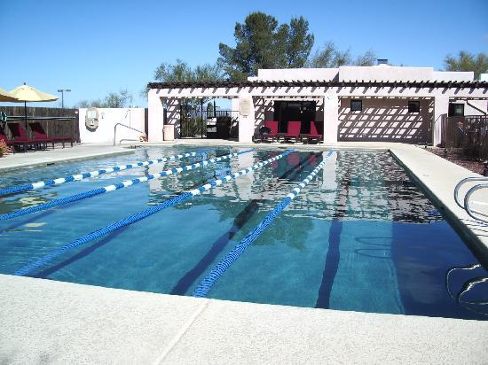 Westward Look Wyndham Grand Resort and Spa: Lap pool