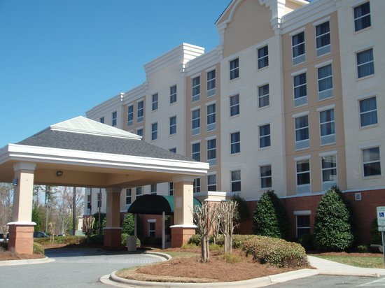 ‪Holiday Inn Express Hotel & Suites Huntersville-Birkdale‬
