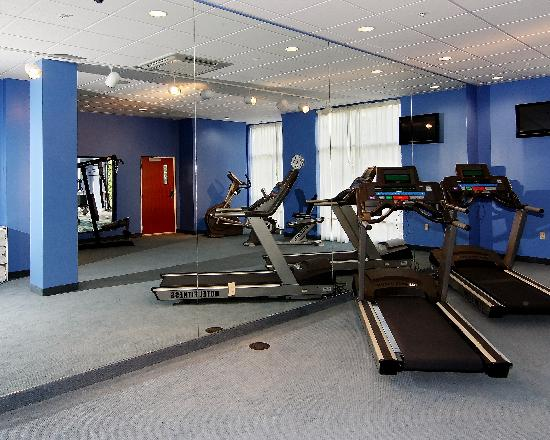 Holiday Inn Express & Suites - Harrisburg West: Fitness Center