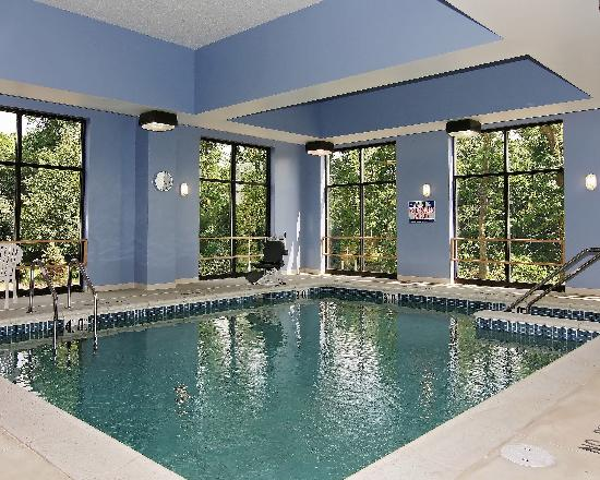 Holiday Inn Express & Suites - Harrisburg West: Indoor Pool