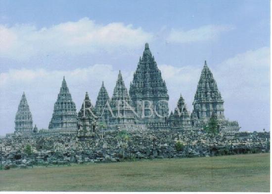 Prambanan-templene: Prambanan