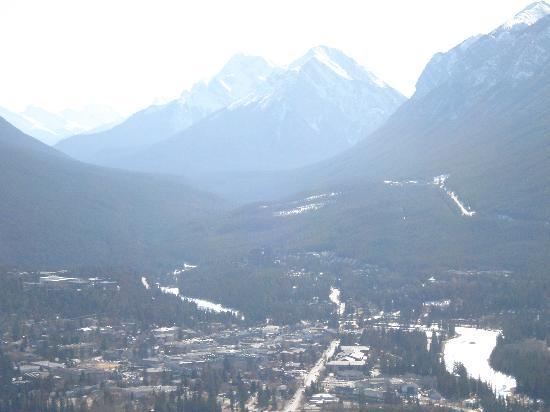 Banff Rocky Mountain Resort: Bow Valley