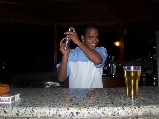 Sierra Sharm El Sheikh: Melad at pool bar. Best barman!
