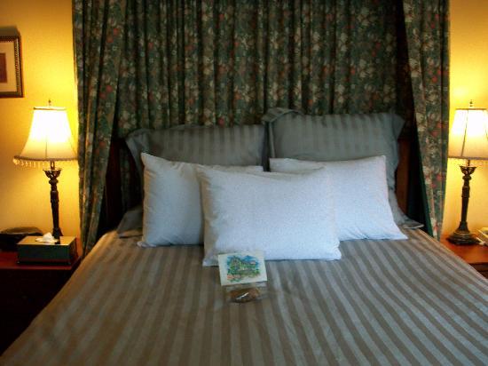 Abigail's Hotel: ...ah, sleep!