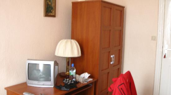 Hotel-Pension Arche: single room