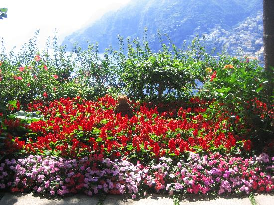 Il San Pietro Di Positano: Patio Flowers