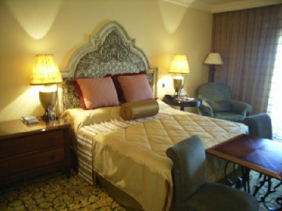 Arabian Court at One&Only Royal Mirage Dubai : la chambre