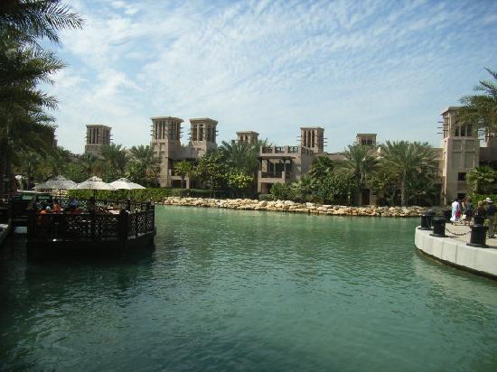 Arabian Court at One&Only Royal Mirage Dubai : la piscine