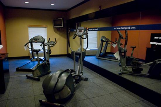 Hampton Inn Houston NASA-Johnson Space Center: Fitness Center